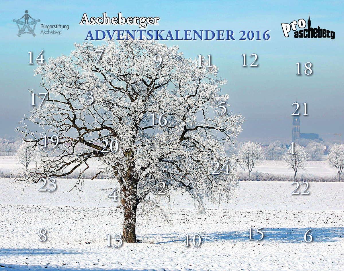 Ascheberger Adventskalender 2016