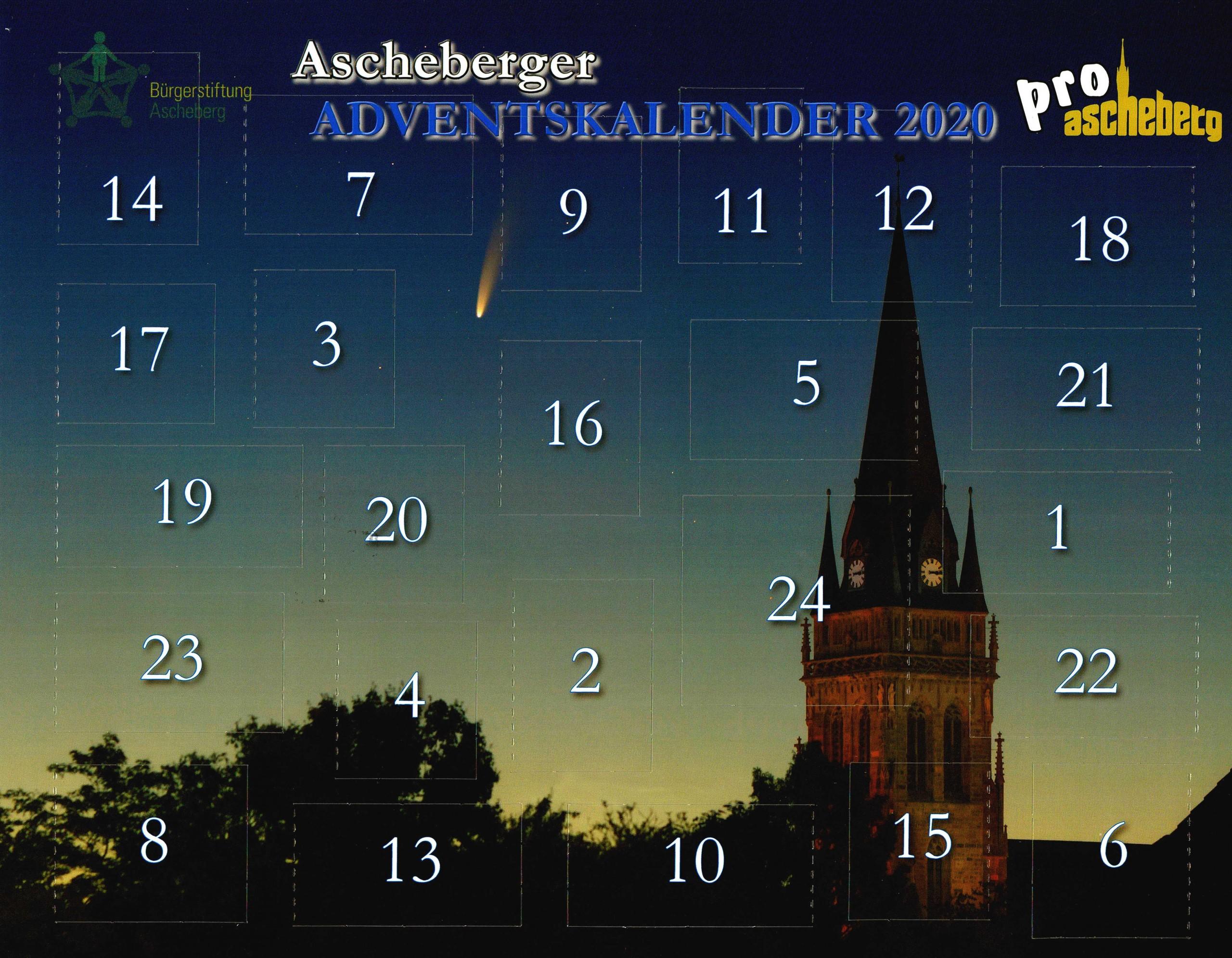 Ascheberger Adventskalender 2020